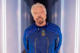 Virgin Galactic's rocket reaches space with Richard Branson on board -  Publicnewswatch