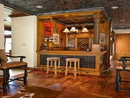 Small Basement Bar Ideas - Rustic basement ideas