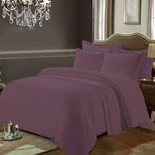 haremlique 600 thread count luxury maroon 3pc duvet cover set size queen image 1