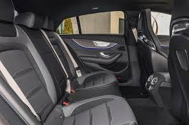 The extremely slim led tail lamps including dynamic turn indicator. 2021 Mercedes Benz Amg Gt 63 Interior Review Seating Infotainment Dashboard And Features Carindigo Com