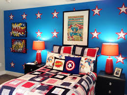 Superheroes Bedroom Cool Superhero Bedroom Ideas