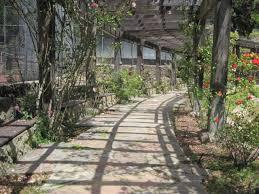 berkeley rose garden walkway