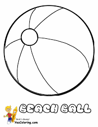 Small Picture Beach Ball Coloring Page Best Coloring Pages adresebitkiselcom