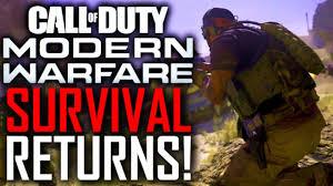 Modern Warfare Survival Mode Returns! Infected, Demolition ...