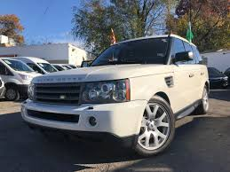 2009 land rover range rover sport 4wd 4dr hse available in bronx