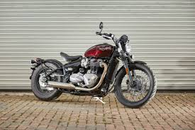 triumph reveals jaw dropping bobber ahead of eicma 2016 2016