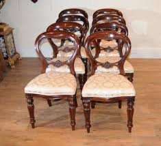 antique dining room chairs. Mahogany Victorian Dining Chairs Antique Room