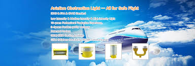 Portable Navigation Lights For Small Boats Icao Aviation Obstruction Light Solar Airport Lighting