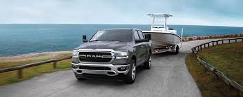 2020 Ram 1500 Towing Capacity How Much Can A Ram 1500 Tow
