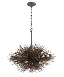 large lighting fixtures. Magnifying Glass Image Shown In Tidepool Bronze Finish Large Lighting Fixtures H