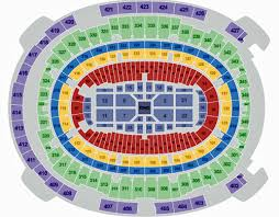 Rangers Seating Chart Madison Square Garden Seating Chart Knicks Tickets Rangers