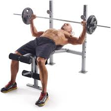 Enthralling Rack Gym Xrs Olympic Workout Bench Rack G S Gym