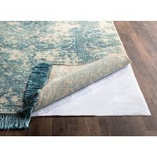 area rug pads safe for hardwood floors rugs awesome non skid pad pertaining to felt designs 19