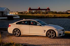 Sport Series 2015 bmw 435i gran coupe : BMW 4 Series Gran Coupe - Alpine White and M Sport Package