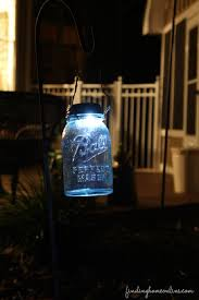 mason jars can be very versatile we already posted about the diy mason jar ideas for garden this is one of the easiest diy solar light projects to follow