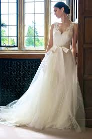 rustic lace wedding dress with sashcherry marry cherry marry