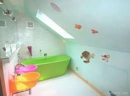 Kids Bathroom Flooring Kids Bathroom Designs With White Washstand On The White Wooden