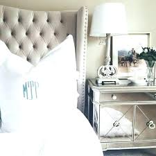 bedroom with mirrored furniture. Bedroom Ideas With Mirrored Furniture Nightstand Best On Mirror .