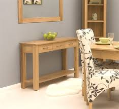 mobel solid oak console. Mobel Contemporary Solid Oak Console Table S