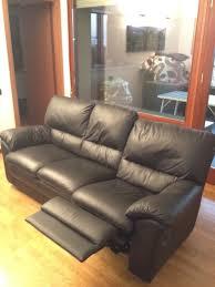 Forum arredamento.it u2022[milano] vendo divano poltrona in pelle nera