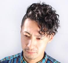スパイラルパーマ メンズの巻き方セット方法を伝授 海外の髪型と