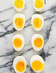Soft Boiled Egg Chart Instant Pot Hard And Soft Boiled Eggs