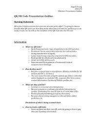 How To Do A Presentation Outline Effective Presentation Outline