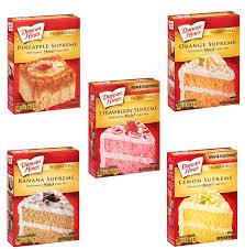 Amazoncom Duncan Hines Signature Cake Mix Bundle 5 Pack