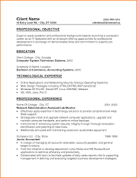 Entry Level Resume Objective Statements Free Resume Example And