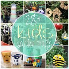 Garden Craft Ideas For Kids