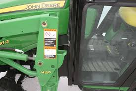 john deere 1023e 1025r 1026r tractor cabs and cab enclosures photos hide