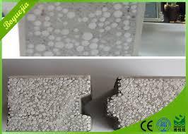 partition wall eps cement precast concrete sandwich panels light weight fire proof