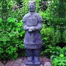 terracotta warriors garden ornaments