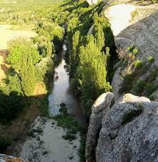 Бельбекская долина Бахчисарайский район Юго западный Крым  Бельбекская долина