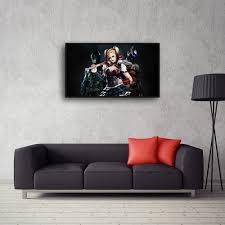 Kaufen Sr100137 Batman Arkham Knight Harley Quinn Hd Leinwand