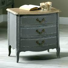 cheap bedside cabinets. Modren Bedside Distressed Side Table Bedside Tables French Grey 3 Drawer Buy At Intended  Australia Intended Cheap Bedside Cabinets M