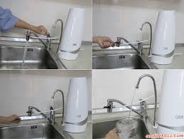 sleek design and fast water flow rate