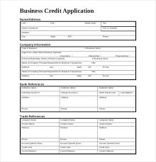 application for credit account template credit application form template uk carers credit application form