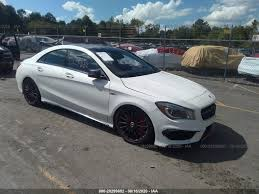 Keyless entry is now part of the premium package, a harman/kardon sound system. 2015 Mercedes Benz Cla Class Cla 45 Amg For Auction Iaa