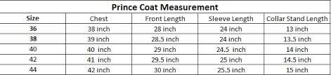 Burqa Size Chart Size Chart Infinity Mega Mall