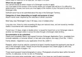 Awesome Schengen Visa Appeal Letter Sample Collection Solutions ...