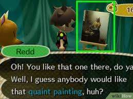 real or fake in crossing new leaf