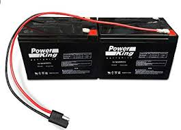 amazon com 12v 10ah new battery for ezip scooter 4 0, 4 5, 400, 450 battery wiring harness for a 98 ford e350 12v 10ah new battery for ezip scooter 4 0, 4 5, 400, 450, 500