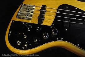 electronics huort ch ® design srx 3p active tone retrofit for marcus miller jazz bass® huort