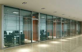 Floor To Ceiling Glass Office Partitions Www Energywarden Net
