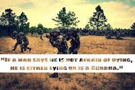 Army Quotes Cool Top 48 Best Quotes From Indian Army Soldiers Saying Reckon Talk