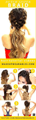 Easy Hairstyles For Girls 98 Amazing 24 Easy NoHeat Summer Hairstyles For Girls With Long Hair Hair