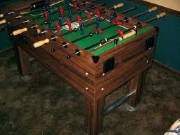 Miniature Wooden Foosball Table Game Foosball Table Costco Well Universal Shuffleboard Table Mini 74