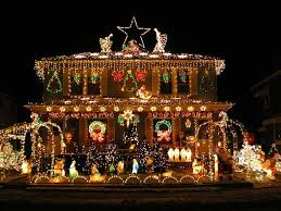 ... Stunning How To Decorate A House For Christmas Decorations Mansion
