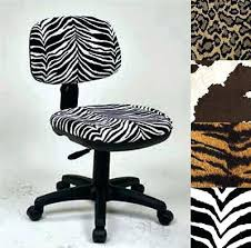 fabric computer chair uk. full image for zebra chair new or palomino fabric animal print home office desk computer uk m